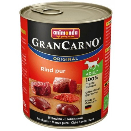 ANIMONDA DOG GranCarno Adult 800g puszka