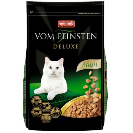ANIMONDA CAT Vom Feinsten Deluxe Adult