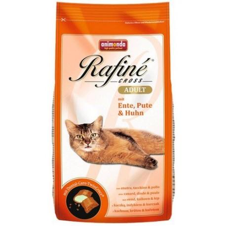 ANIMONDA CAT Rafine Cross Adult Kaczka z indykiem