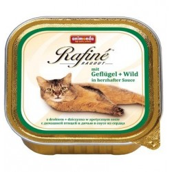 ANIMONDA CAT Rafine Ragout Adult 100g tacka