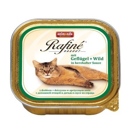ANIMONDA CAT Rafine Ragout Adult 100g tacka