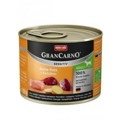 ANIMONDA DOG GranCarno Sensitiv Adult 200g puszka
