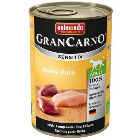 ANIMONDA DOG GranCarno Sensitiv Adult 400g puszka