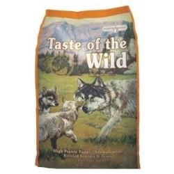 TASTE OF THE WILD DOG Puppy High Praire