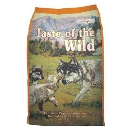 TASTE OF THE WILD DOG Puppy High Praire