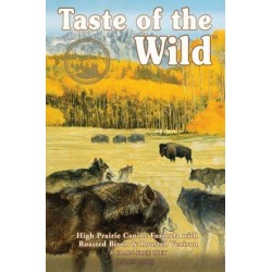 TASTE OF THE WILD DOG Adult High Praire