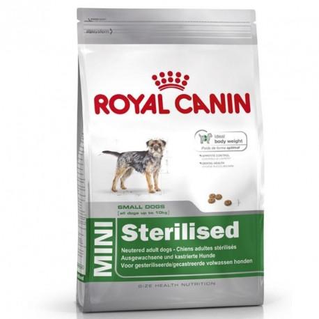 ROYAL CANIN DOG Mini Sterilised