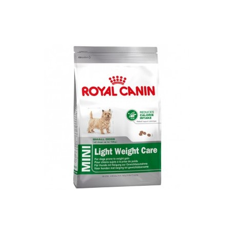 ROYAL CANIN DOG Mini Light Weight Care