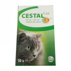 CEVA Cestal Cat