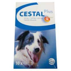 CEVA Cestal Flavour Plus Dog