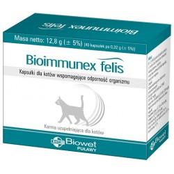 BIOWET Bioimmunex felis 40kaps