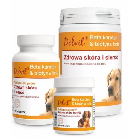 DOLFOS DOG Dolvit Beta karoten & Biotyna forte