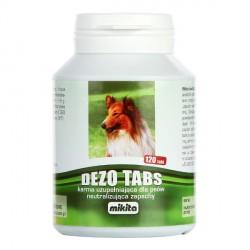 MIKITA DOG Dezo Tabs 120tab.