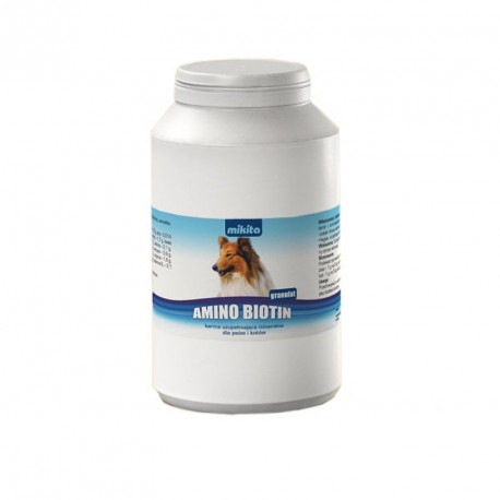 MIKITA DOG/CAT Amino Biotin 500g