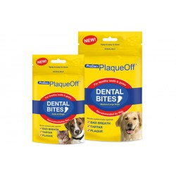 VET PLANET DOG/CAT PlaqueOff Bites