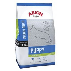 ARION ORIGINAL DOG Puppy Medium Chicken & Rice