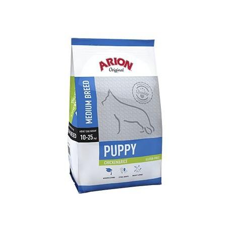 ARION ORIGINAL DOG Puppy Medium Chicken & Rice