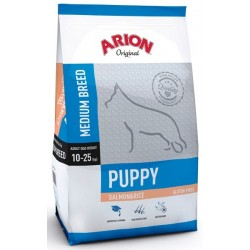 ARION ORIGINAL DOG Puppy Medium Salmon & Rice
