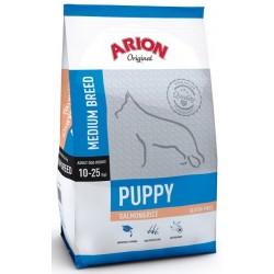 ARION ORIGINAL DOG Puppy Medium Salmon & Rice