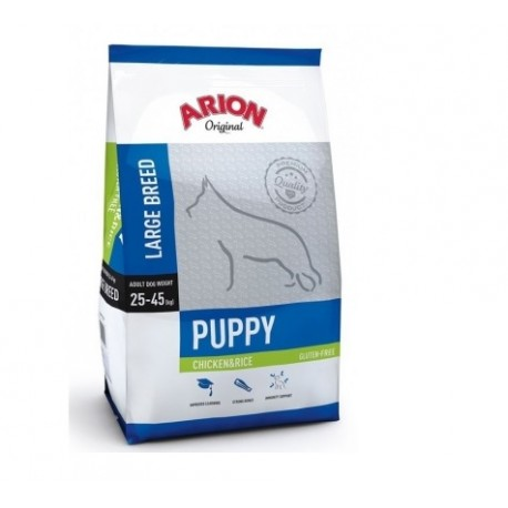 ARION ORIGINAL DOG Puppy Large Chicken & Rice