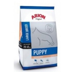 ARION ORIGINAL DOG Puppy Large Salmon & Rice