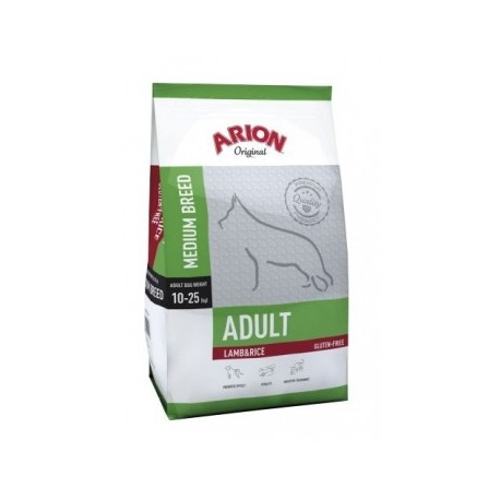 ARION ORIGINAL DOG Adult Medium Lamb & Rice