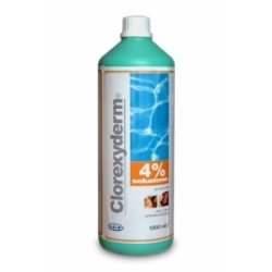 GEULINCX DOG/CAT Clorexyderm Shampoo 4% 250ml