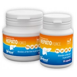 VETFOOD Hepatoforce