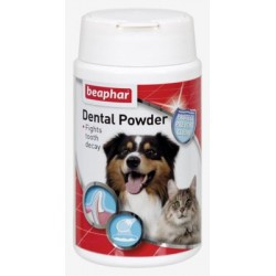 BEAPHAR Dental Powder dla psa i kota 75g
