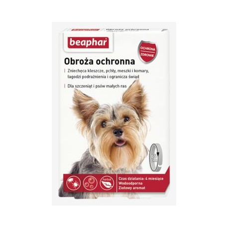 BEAPHAR Obroża Bio dla psa