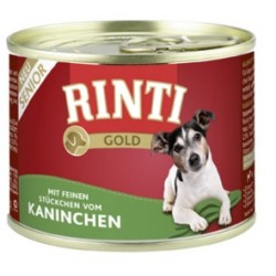 RINTI Gold Senior 185g puszka