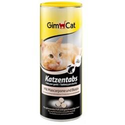 GIMCAT Mascarpone Katzentabs