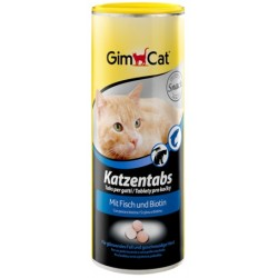 GIMCAT Fish Katzentabs
