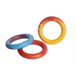SUM-PLAST Zabawka Ring gumowy waniliowy