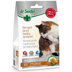 Dr SEIDEL Smakołyki odkłaczające dla kota 50g