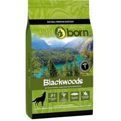 WILDBORN Adult Blackwoods Dziczyzna z królikiem