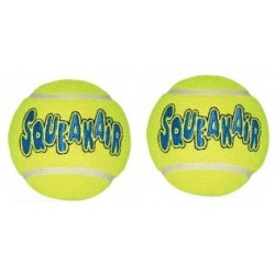 KONG Air Squeaker Tennis Ball L 2szt