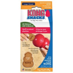 KONG DOG Snack Bacon & Cheese