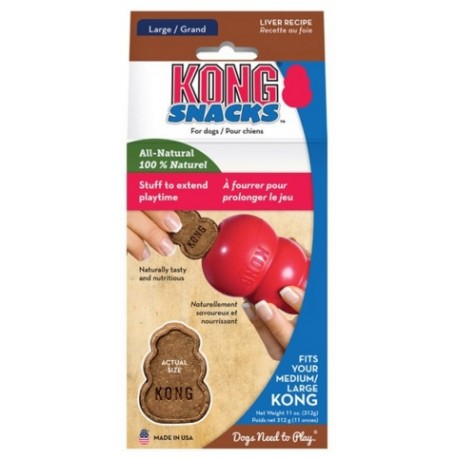 KONG DOG Snack Liver