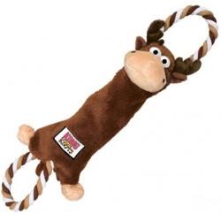 KONG DOG Tugger Knots Moose