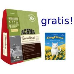 ACANA CAT&KITTEN Grasslands 6,8kg + 3kg żwirku Easy Clean GRATIS PROMOCJA