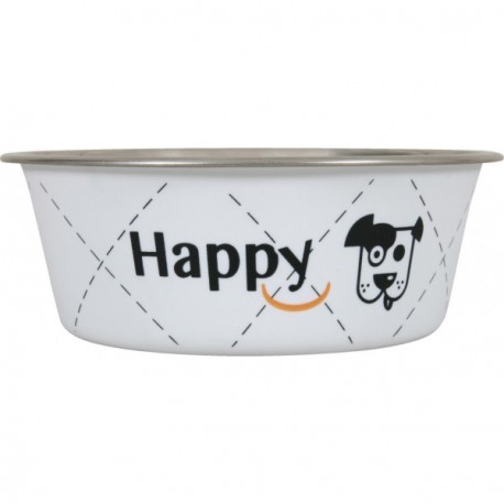 ZOLUX Miska Inox Happy biała