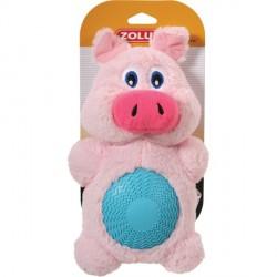 ZOLUX Zabawka Miś z gumowym brzuszkiem