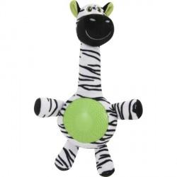 ZOLUX Zabawka Żyrafa z gumowym brzuszkiem