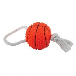 ZOLUX Zabawka Rugby ze sznurkiem