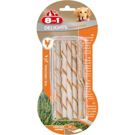 8in1 Delights Sticks 3szt.