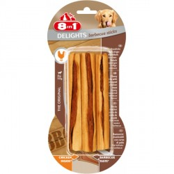 8in1 Beef Delights Sticks 3szt.