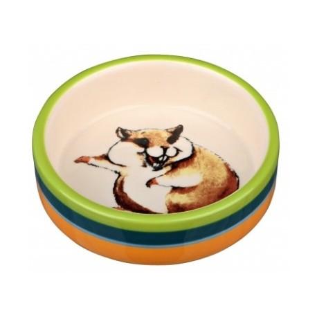 TRIXIE Miseczka ceramiczna z motywem