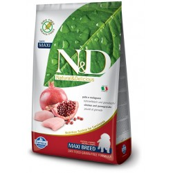 FARMINA N&D GRAIN FREE Puppy Maxi Chicken & Pomegranate