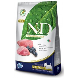 FARMINA N&D GRAIN FREE Adult Medium Lamb & Blueberry